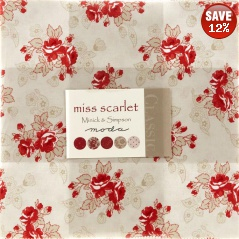 Miss Scarlet Layer Cake