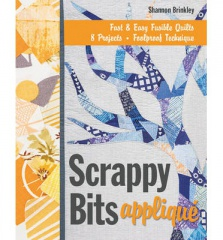 Scrappy Bits Applique