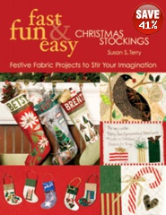 Fast, Fun & Easy Christmas Stockings