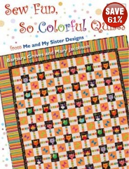 Sew Fun, So Colourful Quilts