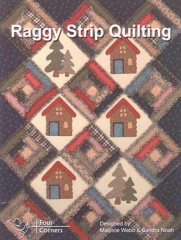 FC-Raggy Strip Quilting
