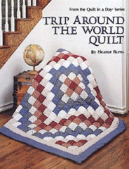 Trip Around the World Quilt