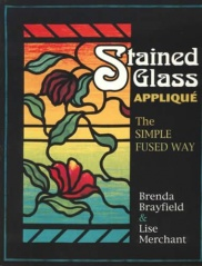 Stained Glass Applique