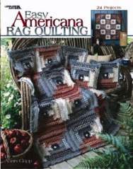 Easy Americana Rag Quilting