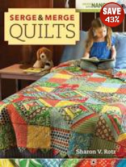 Serge and Merge Quilts