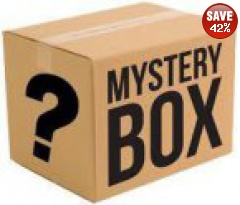 Mini Mystery Box - Green, Teals and Turquoise