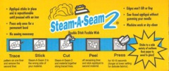 Steam-A-Seam 2 By the Metre