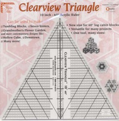 Clearview 10in Triangle