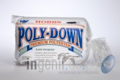 Poly-Down Polyester Queen