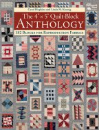 The 4 inch x 5 inch Quilt-Block Anthology
