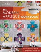 The Modern Appliqué Workbook