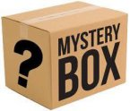 Mystery Box - Green, Teal and Turquoise